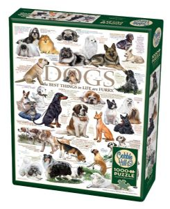 Dog Quotes 1000 piece jigsaw puzzle   680mm x 490mm    (pz)